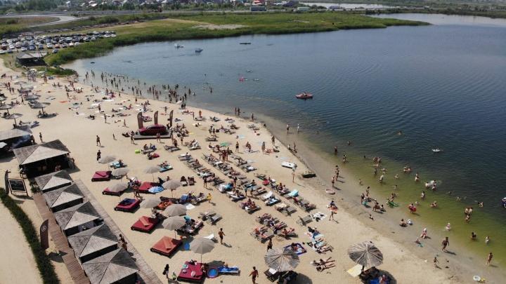 К жаре в +39 °C прибавятся град с грозой. Прогноз погоды на выходные в Тюмени