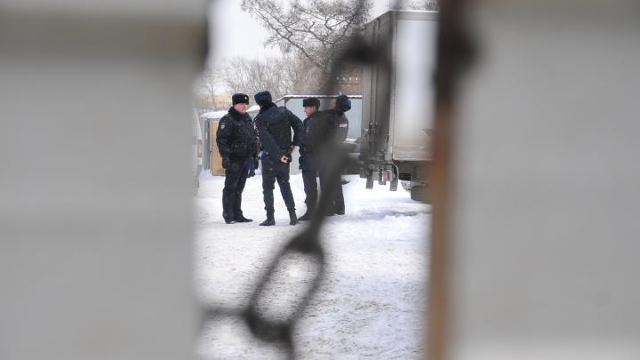 В Екатеринбурге полицейские со стрельбой задержали закладчиков
