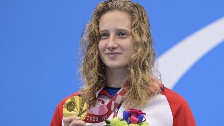 Челябинская спортсменка завоевала третье золото Паралимпиады в Токио