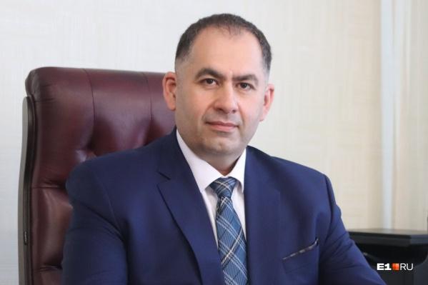 Игорь Костенко назначен главой района осенью 2020 года