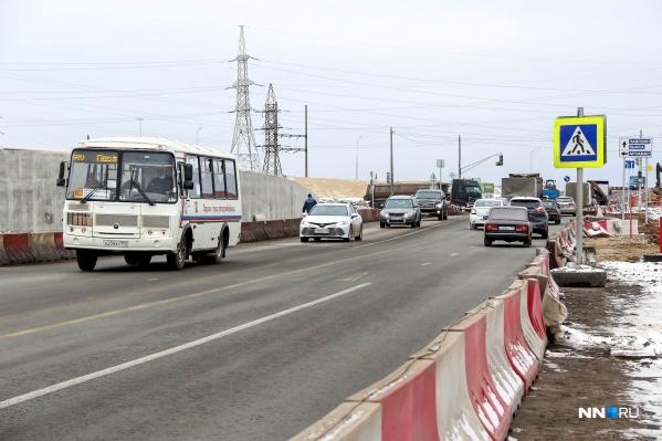 Водители ждут полного открытия дороги уже давно