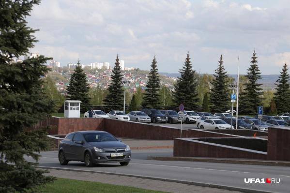 Стоимость четырех шин — более миллиона рублей