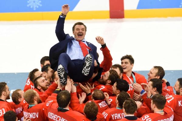 Олег Знарок возвращается к работе с национальной командой спустя три года