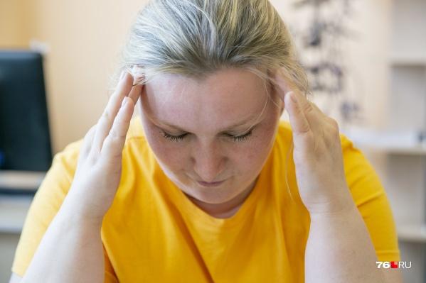 Основная причина головной боли — напряжение в шее