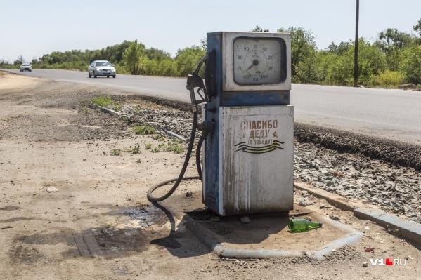 По данным аналитиков, волгоградцы со средней зарплатой смогут приобрести всего 691 литр бензина