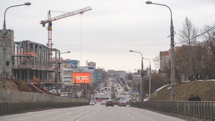 «Сократит время въезда в центр»: в мэрии подчеркнули важность реконструкции Попова