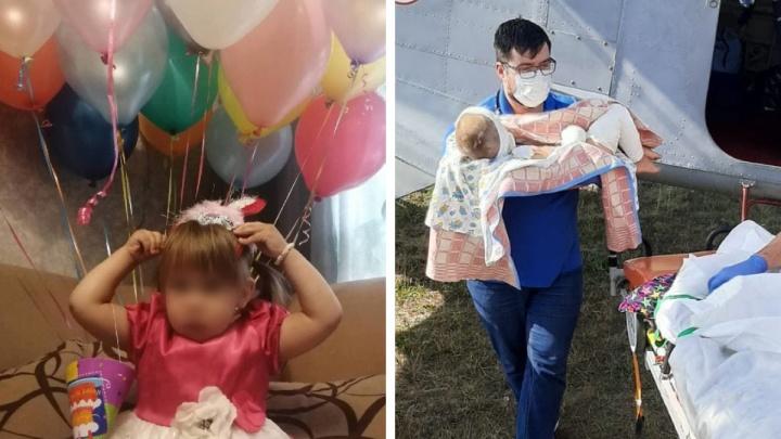 «Родители погибли, но есть я». Кто возьмет в семью трехлетнюю Алену из Екатеринбурга, выжившую в ДТП