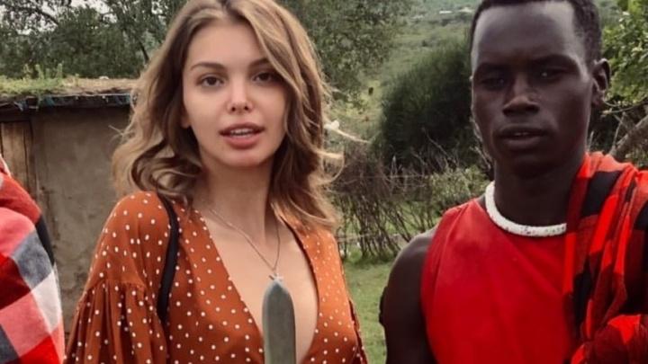 Известная модель из Тюмени едва не угодила в кенийскую тюрьму за фотосессию на пляже