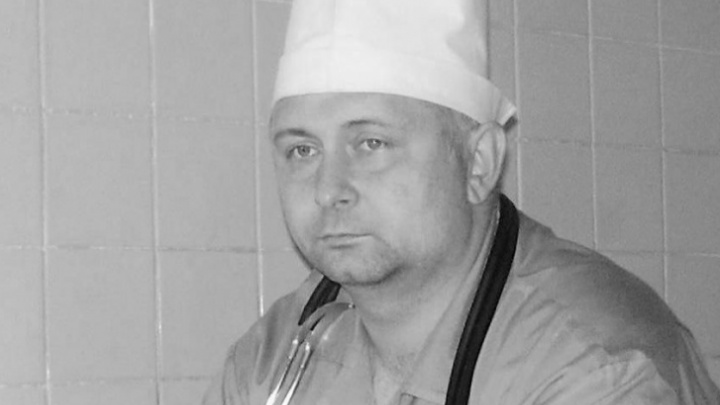 Заместитель главврача омской БСМП-1 умер на рабочем месте