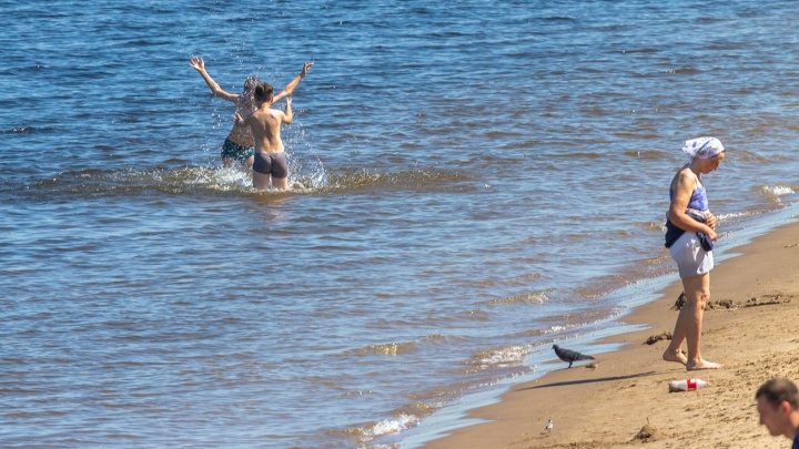 В Самаре запретили купаться в реке Татьянке: карта мест