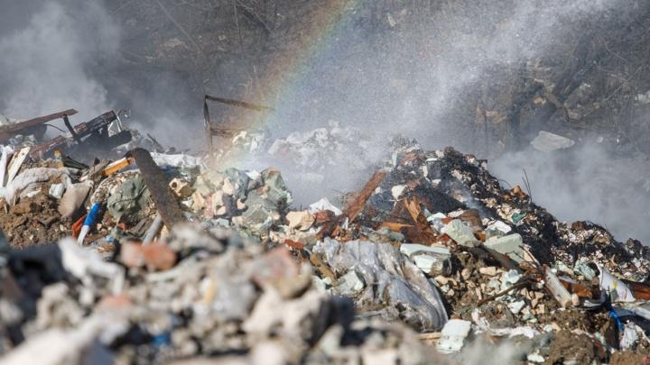 По заветам Мойдодыра: на юге Волгограда разгребут семь стихийных свалок