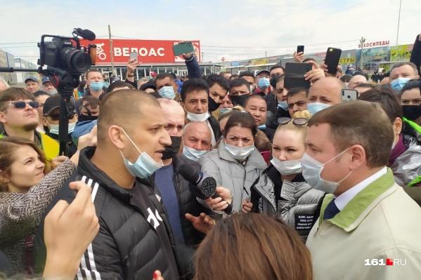 В рейде 27 апреля участвовали <nobr>до 5 тысяч</nobr> бойцов