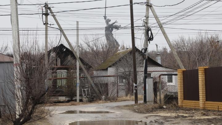 Срок — месяц: в Волгограде «Концессии водоснабжения» ищут подрядчика на благоустройство поселка Тир
