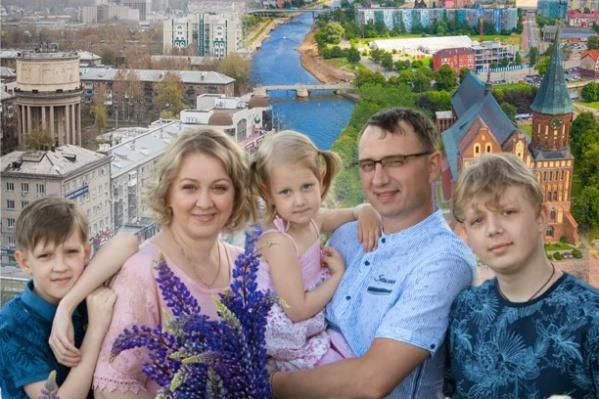 Семья Солдатовых уехала из Новосибирска в прошлом сентябре — и пока они довольны своим решением