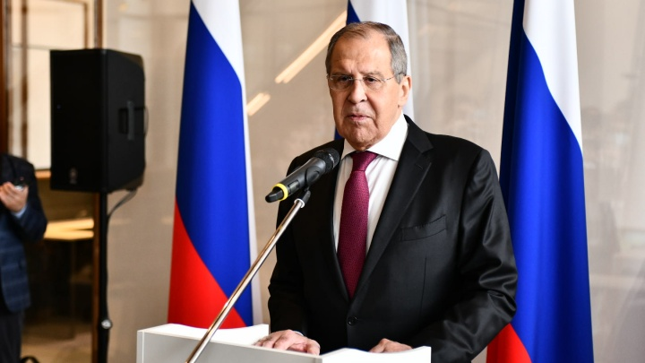 Глава МИД Сергей Лавров: Екатеринбург готов принимать саммит ШОС