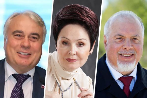 Победители выборов-2021