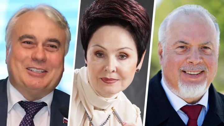 Завальный, Шувалов, Резяпова — кто еще одержал победу на выборах в Югре