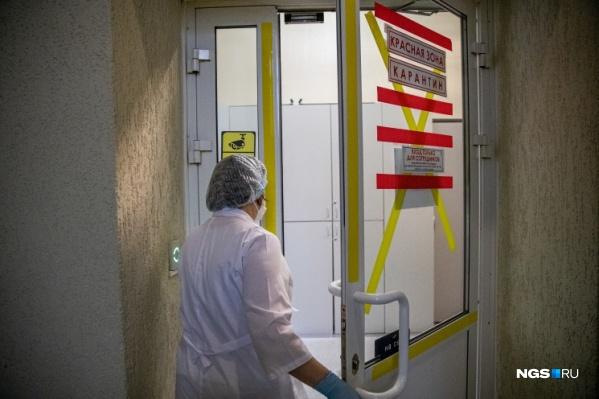39-летний мужчина умер от коронавируса