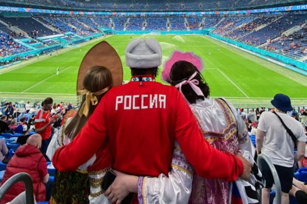 В рейтинге ФИФА Россия находится на 38-м месте, Финляндия — на 54-м