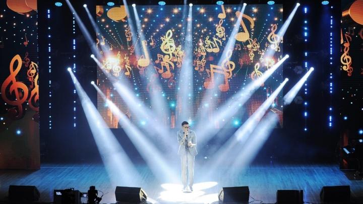 В Ростове состоялся гала-концерт международного благотворительного фестиваля «Белая трость»