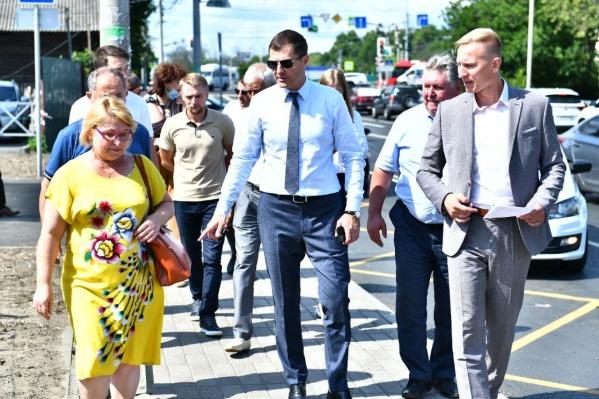 Ярославцы заподозрили, что машина мэра нарушила ПДД