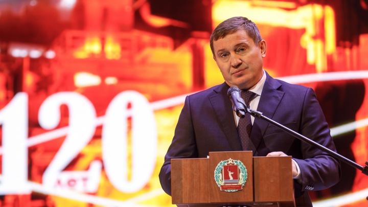 Андрей Бочаров рассказал, когда покинет Волгоградскую область