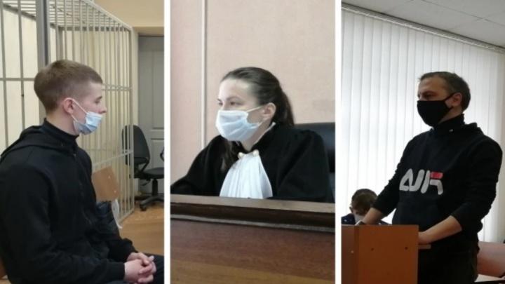 В Екатеринбурге вынесли приговор парню, зарезавшему сверстника напротив бара «Американка»