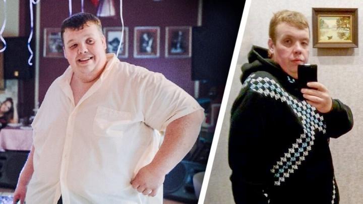 «В любой момент могу не проснуться». Архангелогородец весил 255 килограммов. Как он похудел вдвое