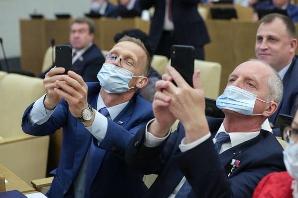 Первая встреча депутатов после выборов пройдет 12 октября