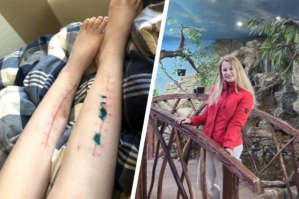 После аварии Екатерина Труфанова была прикована к инвалидному креслу почти на два года