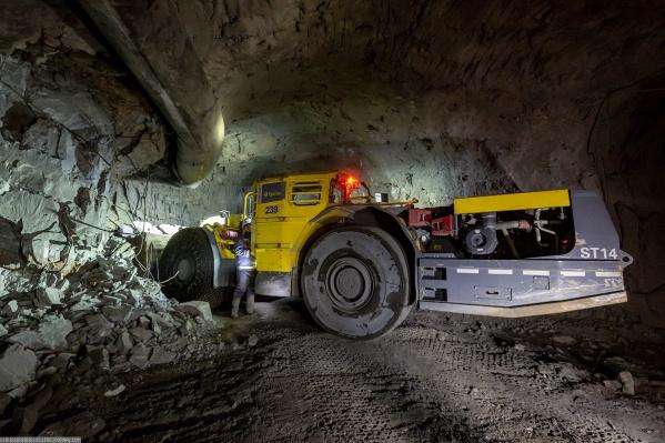 Рудник «Таймырский» — один из крупнейших в регионе