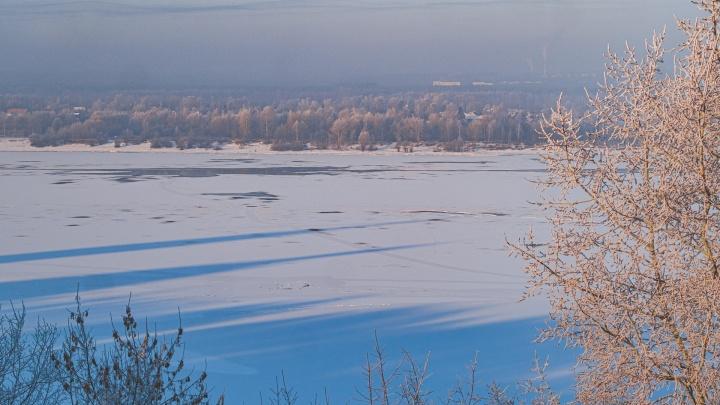 ГИС-центр: прошедшая ночь в Перми стала самой холодной за последние четыре года