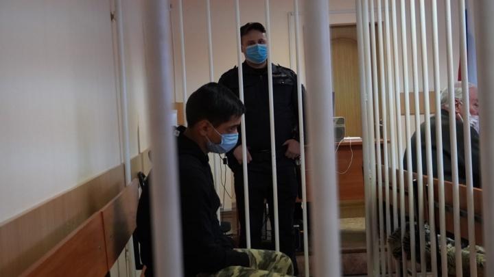 18-летний убийца омского таксиста окончил всего шесть классов школы
