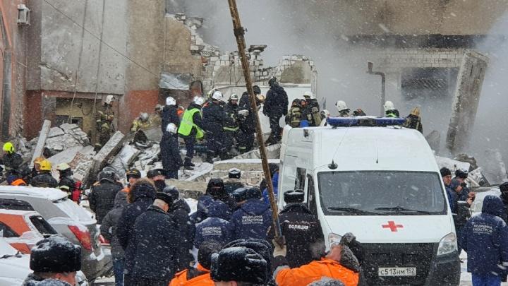 Из-под завалов на месте взрыва на Мещерском бульваре достали еще одну пострадавшую