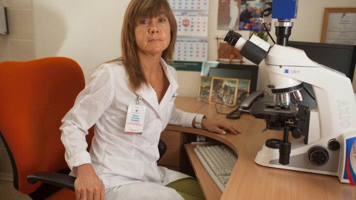 В клинике «РЖД-Медицина» Новосибирск начали выявлять рак шейки матки новым способом