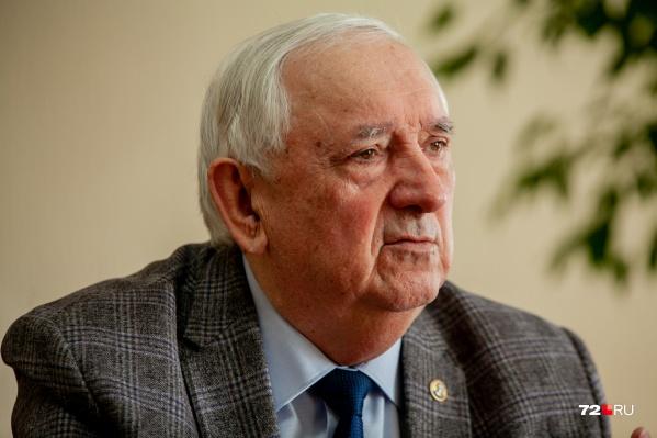 Степан Киричук — единственный мэр Тюмени, неоднократно прошедший через настоящие выборы