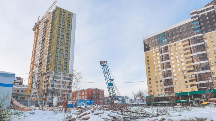 Одна из секций с потолками по три метра: в Перми у БЦ «Белчер» построят новый жилой комплекс