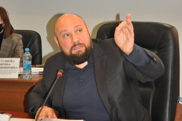 Владимир Кошелев — председатель комитета по строительству губдумы и крупнейший самарский застройщик
