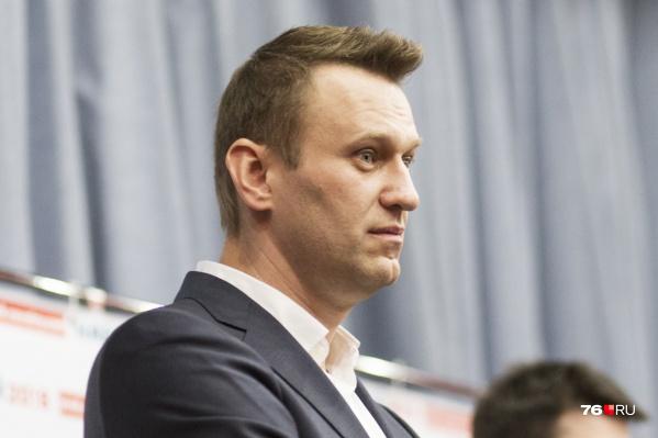 ЕСПЧ потребовал освободить Алексея Навального