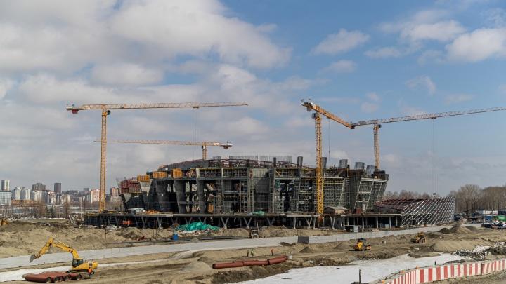 Число строителей на ЛДС увеличат в два раза— 10фото с дорогой стройки, где в мае будет работать тысяча человек