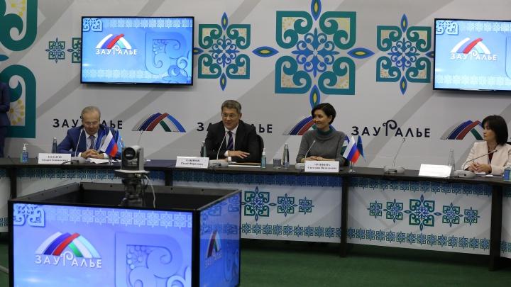 Радий Хабиров во второй раз перенес всероссийское мероприятие