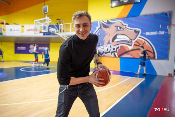 Александр Ряполов не был актером, пока случай не свел его со съемочной группой «Движения вверх»
