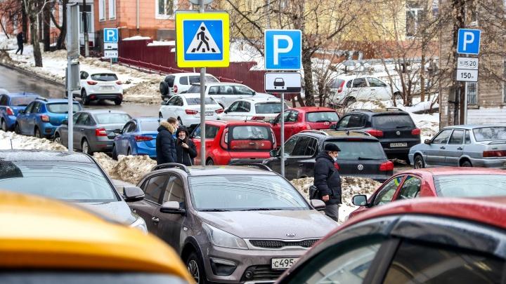 «Вафельная» разметка появится на перекрестках Нижнего Новгорода