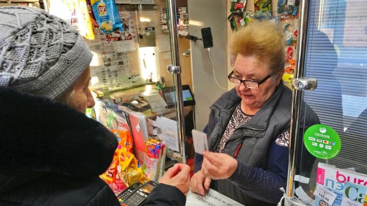 В Омске добавили девять точек пополнения транспортных карт