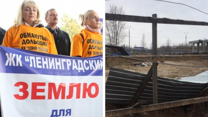 «Ну что, в тюрьму?»: архангелогородец, обманувший дольщиков на 20млн рублей, скрывался от колонии