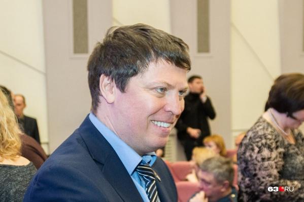 Михаил Матвеев сменил региональный парламент на Госдуму