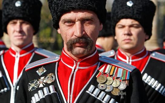 За год казачьи дружины появились в трех районах Новосибирской области