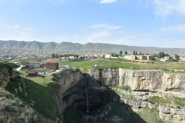 Дагестан — край фантастических видов и очень вкусной еды