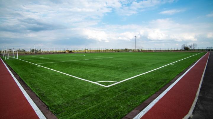 В Ростове на Зеленом острове планируют построить стадион