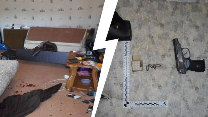В Нижнем Тагиле преступники приковали мужчину к батарее, избивали и угрожали пистолетом. А потом заснули